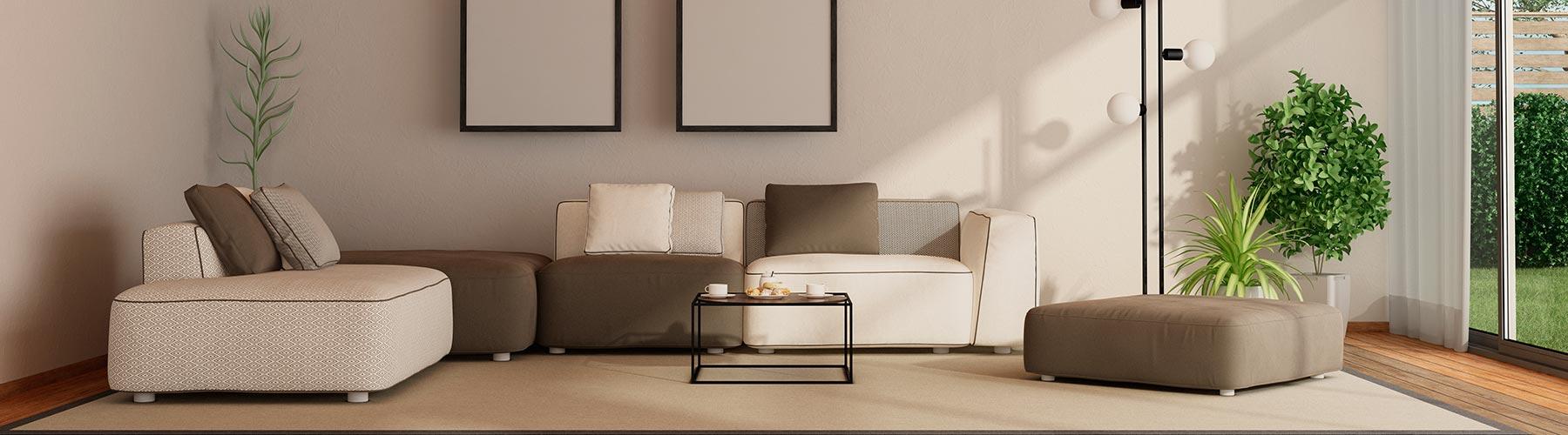 Living Room - Property For Sale Moraira